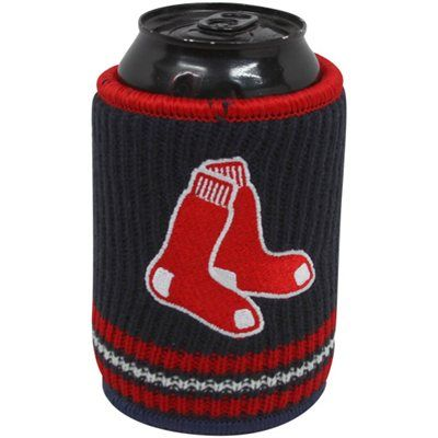 Boston Red Sox Woolie Can Koozie