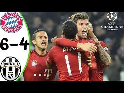 Bayern Munich Vs Juventus 6 4 Full Match Highlights Quater Final Youtube Match Highlights Bayern Munich Bayern