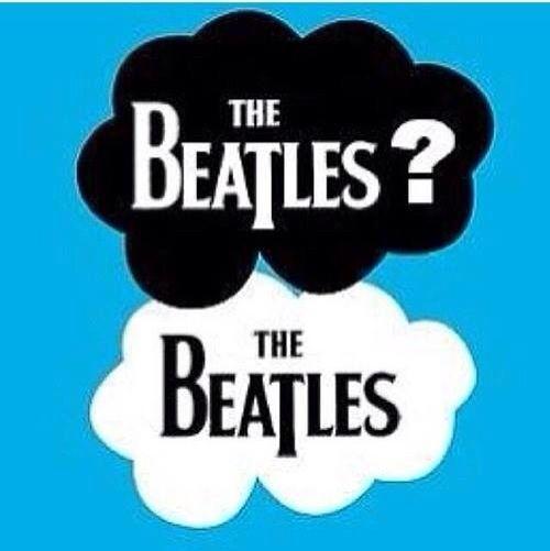 Okay? Okay. But is The Beatles