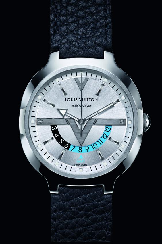 Louis Vuitton Unveils New Voyager GMT Watch