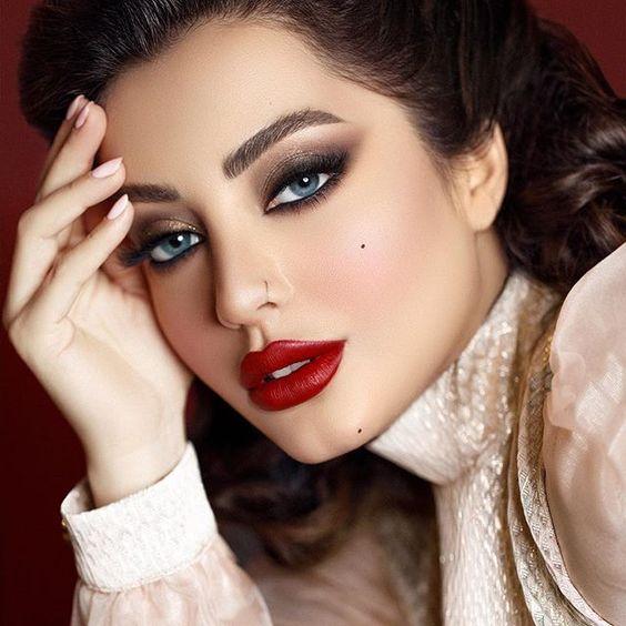 21 5k Likes 1 467 Comments Makeup Artist Nora Bo Awadh Nora1352 On Instagram هنا بعدسات وحطيت قل Beleza De Mulher Maquiagem Mulher