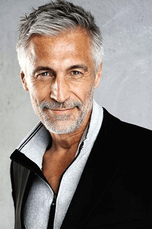 Coiffures Pour Hommes Hommes Plus Ages Beard Ages Beard Coiffures Hommes Pour Older Mens Hairstyles Old Man Haircut Grey Hair Men