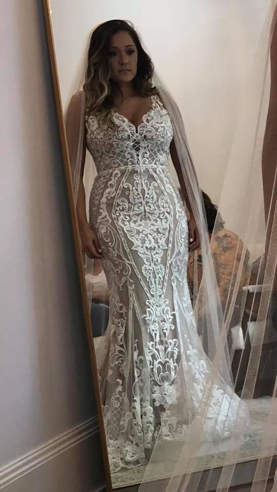 Wtoo Viola Wedding Dress New Size 12 1 350 Wedding Dresses Dresses Wedding Dresses For Sale