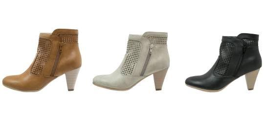 Anna Field Botines Bajos Grey botas y botines Grey Field Botines bajos Anna CentralModa.eu