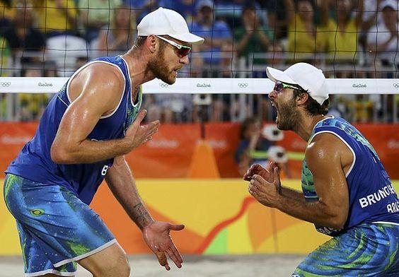 2016 Rio Olympics - Beach Volleyball - Men