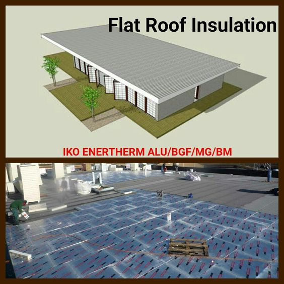You have flat roof for house or building?   Iko Enertherm for flat roof insulation can help you.  It is good insulation and reduction of energy consumption.  ☎ 03-40319455   📲 whatsapp at 019-656 0961 💻 www.1atap.com.my/enertherm