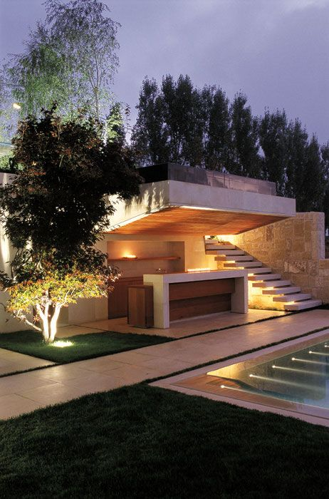 ASLA 2008 Professional Awards | Bassil Mountain Escape in Faqra, Lebanon by Vladimir Djurovic Landscape Architecture