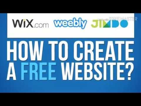 How To Create A Free Website With Free Domain Hosting With Wordpress Website Developer Yout Free Website Domain Create Website Free Website Domains