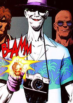1k the joker #DCcomics #comic #art cliff chiang *comicedits