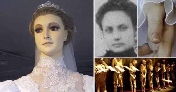 La Pascualita: The Corpse Bride in the Window