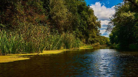 Seversky Donets River. Kharkov region. Ukraine by Igor Nayda on 500px