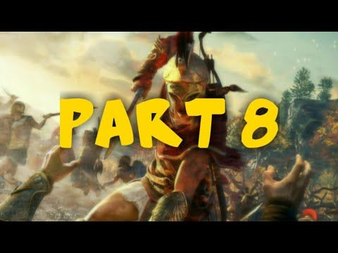 Assassins Creed Odyssey Ps4 Pro Gameplay Part 8 Assassins Creed Playthrough Craig Mason Assassins Creed Odyssey Assassins Creed Assassin