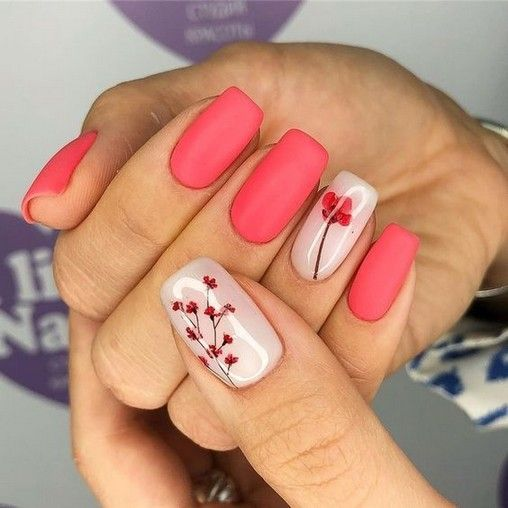 94 Spring Nail Designs That Will Make You Excited For Spring Page