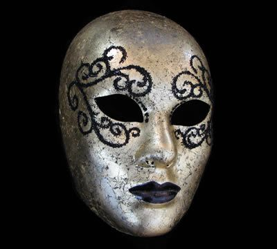 Pretty Full Face Masks Designs Of The World Meanings