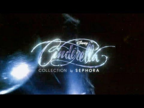Meet the new Disney Cinderella Collection makeup line by Sephora