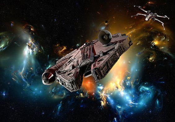 Star Wars by vladtixon on Etsy, $39.99