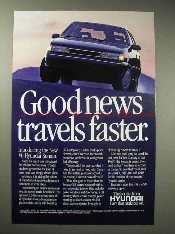 Hyundai Sonata V6 Ad