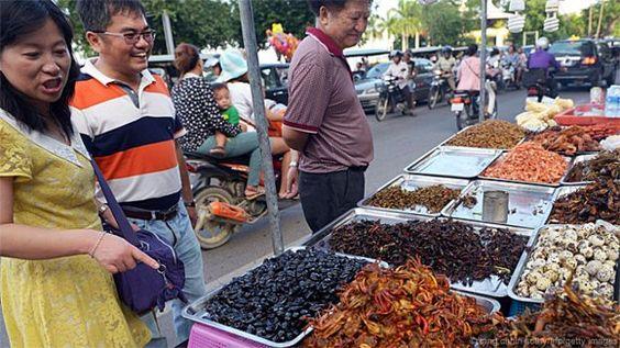 Những người nước ngoài vô cùng tò mò về món ăn này