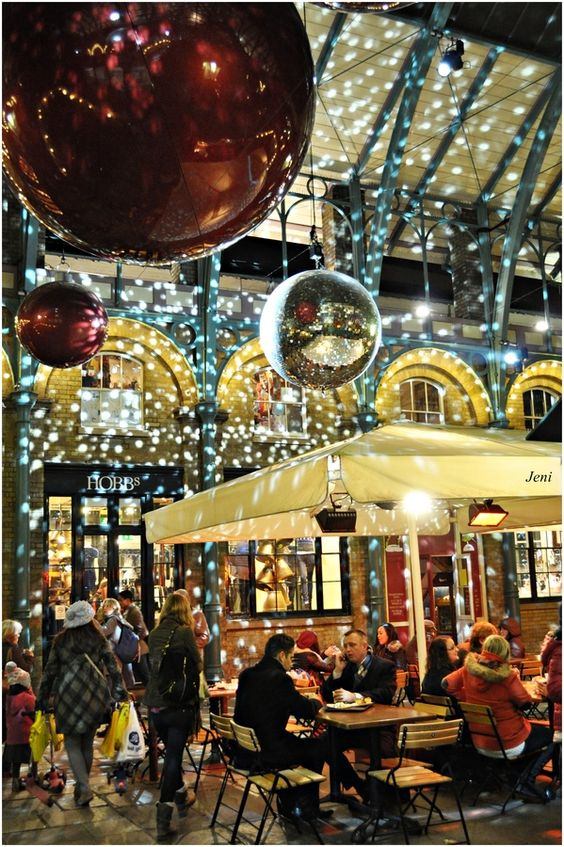 Covent Garden at Xmas time - keep looking at all these far-flung places I want to go to....and then I remember England! My amazing homeland! - http://500px.com/photo/20317715  #RePin by AT Social Media Marketing - Pinterest Marketing Specialists ATSocialMedia.co.uk
