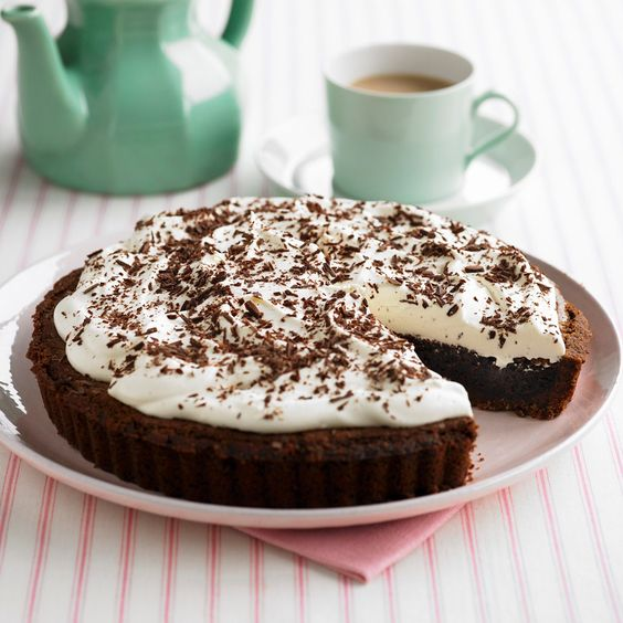 Mississippi mud pie | Recipe | Posts, Party desserts and Dinner ...