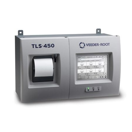 Уровнемер Veeder-Root TLS 450 (на 10 резервуаров)