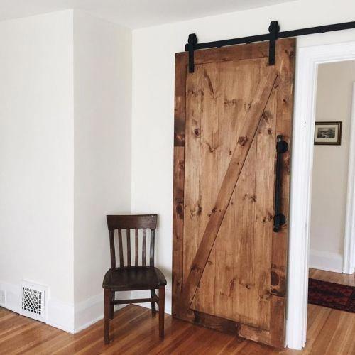 Sliding Barn Door Rollers Industrial Barn Door Decorative Barn Door Hinges 20190121 Sliding Doors Interior Wood Doors Interior Doors Interior