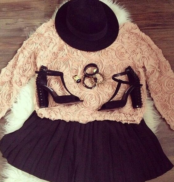Stylish Outfit.............