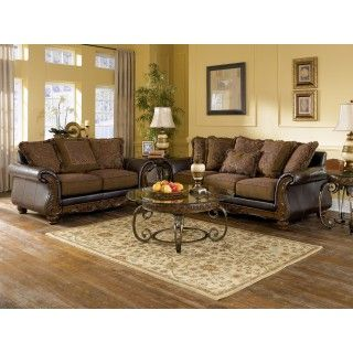 Best Ashley Furniture Wilmington Sofa And Loveseat At Big Sandy 400 x 300