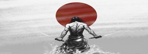 Samurai Con Katana Portadas para Facebook - Portadas para Facebook , Imágenes para Facebook , Portadas Timeline Portadas.biz