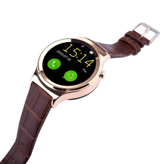 Interesante: No.1 Watch, un smartwatch con el que podremos realizar llamadas