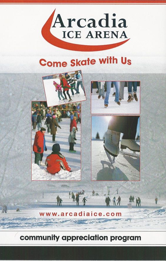 GET OUT OF THE SUN AND ONTO THE ICE WITH THIS GREAT PLACE TO VISIT FOR SOME ICE SKATING OR HOCKEY FUN!!!