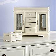 Jewelry Box #white #creamy #box #jewelry