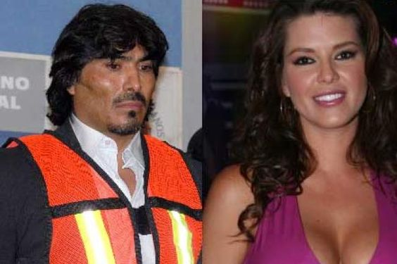 """In 2010, the Mexican attorney general's office publicly stated that Aliciua Machado was dating and had a daughter with infamous Mexican drug lord Jose Gerardo Alvarez Vazquez, who goes by """"El Indio.""""