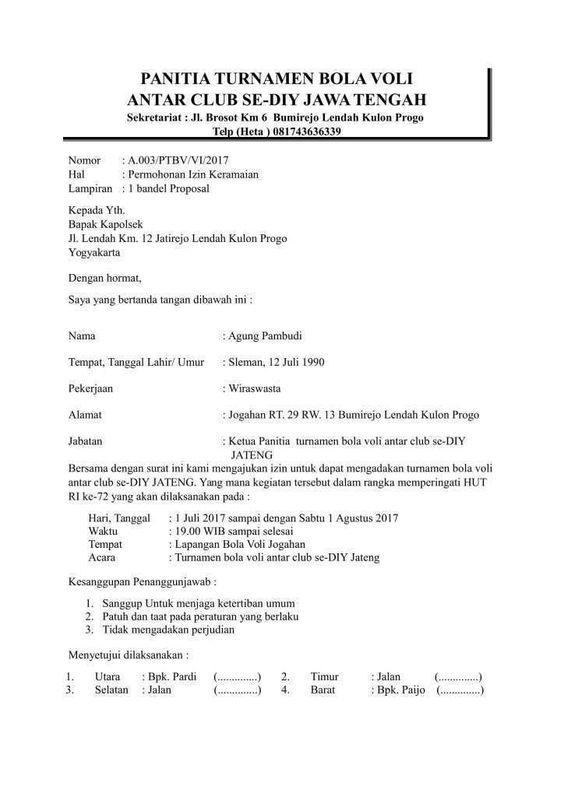 Contoh Surat Ijin Belajar Ke Luar Negeri Belajar Surat Proposal