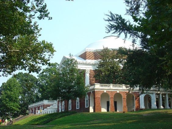 Rotunda, University of Virginia