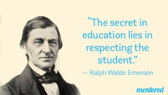 Ralph Waldo Emerson, Emerson And The Secret On Pinterest
