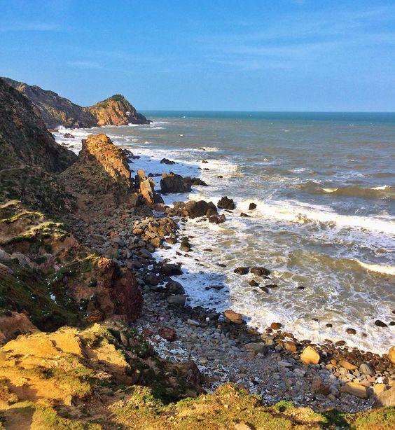 ops no beach here. Ok beautiful anyway. /  Não teve praia aqui não mas tá beleza.  #eogio #nhonly #phuyen #vietnam #vietnã