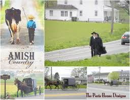 Amish Country  Lancaster County Pennsylvania