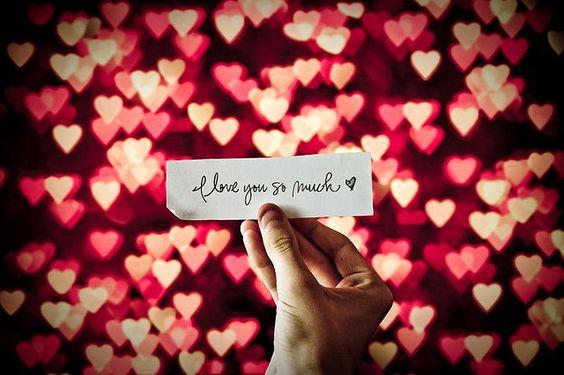 Loveology, nice heart Bokeh!