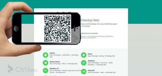 Enfim os usuários do iPhone poderão usufruir do Whatsapp Web, saiba mais aqui: http://www.ctrlzeta.com.br/whatsapp-versao-web-para-iphone-esta-disponivel/