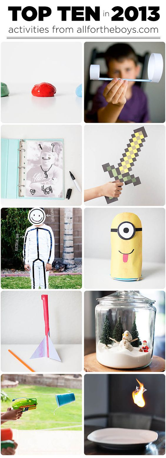 Awesome activities for kids!