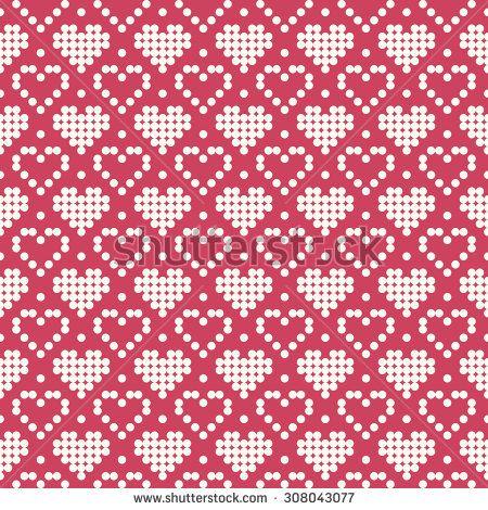 Snowflake in Diamond Norwegian Fair Isle pattern. simple, yet very ...