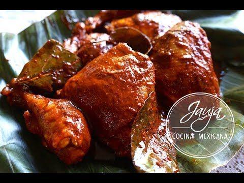 Jauja Cocina Mexicana Youtube Recetas De Pollo Mexicanas