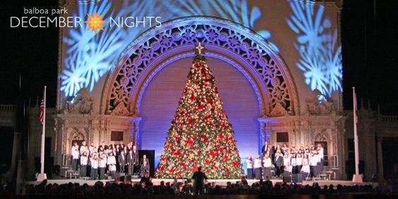 Join us this weekend for Balboa Park's December Nights Friday, Dec ...