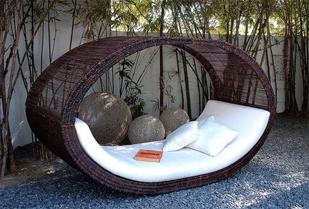 This would be wonderful in the yard during the summer