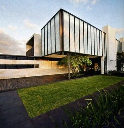 Energy Efficient House – Applecross House  Jackson Clements Burrows