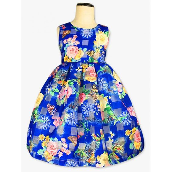 Wholesale Flower Printed Mini Dress Only $8.41 Drop Shipping | TrendsGal.com
