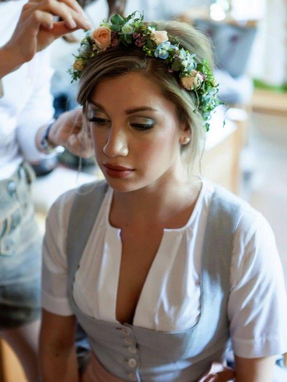 Pin Auf Hochzeit Dirndl