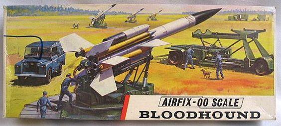 Airfix Bloodhound