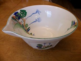 I collect this pattern. Harker Countryside pattern batter bowl.